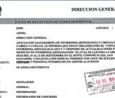 Carta de Permiso del ISSS