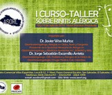 I Curso-Taller Sobre Rinitis Alérgica