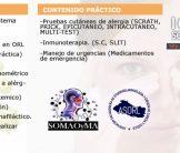 Programa del I Curso-Taller Sobre Rinitis Alérgica